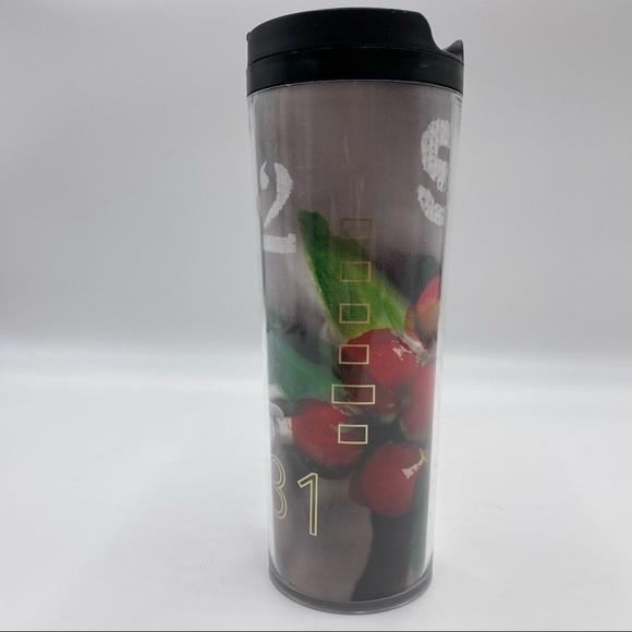 Starbucks 2012 Travel 16 Oz. Mug Tumbler Coffee